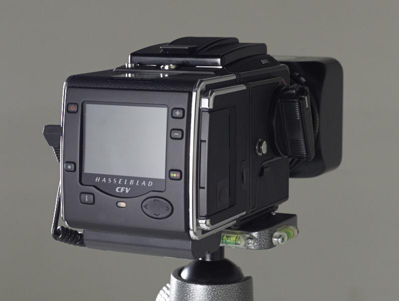 Hasselblad 500CM + CFV39 Digital Back