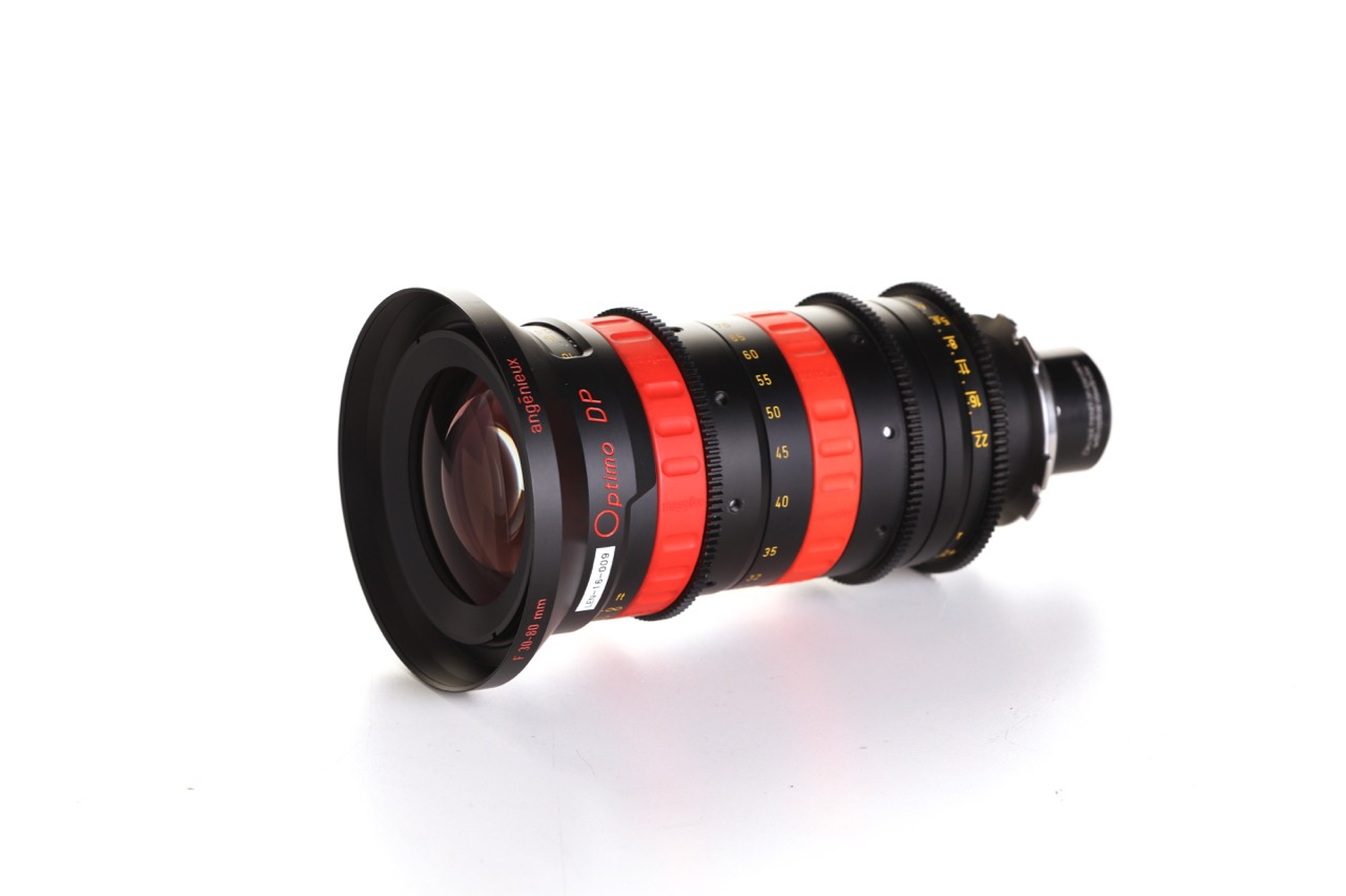 Angenieux Optimo Dp Rouge 30 80mm T2 8 Zoom Lens